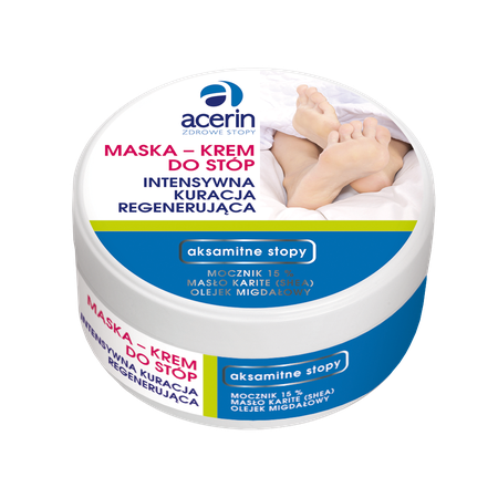 Acerin Mask foot cream 5900031003955	ACERIN MASKA