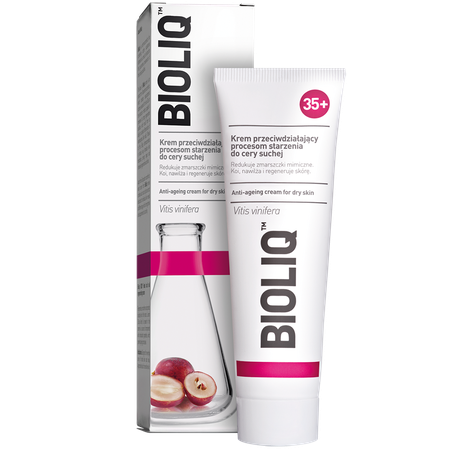 Bioliq 35+ Anti-aging cream for dry skin Bioliq 35+  do cery suchej
