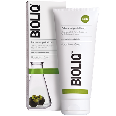 Bioliq Body stretch mark balm Bioliq Body Balsam antycellulitowy