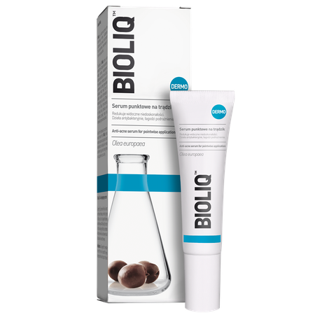 Bioliq Dermo anti-acne spotwise application serum Bioliq Dermo Serum punktowe na trądzik