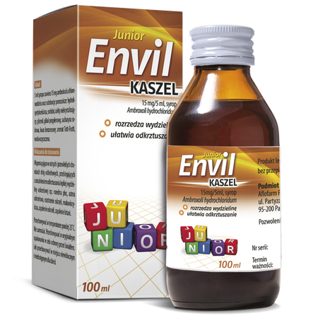 Envil cough junior syrup 5909990373710_envil_kaszel_junior