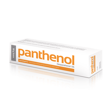 Panthenol, cream 5906071021409